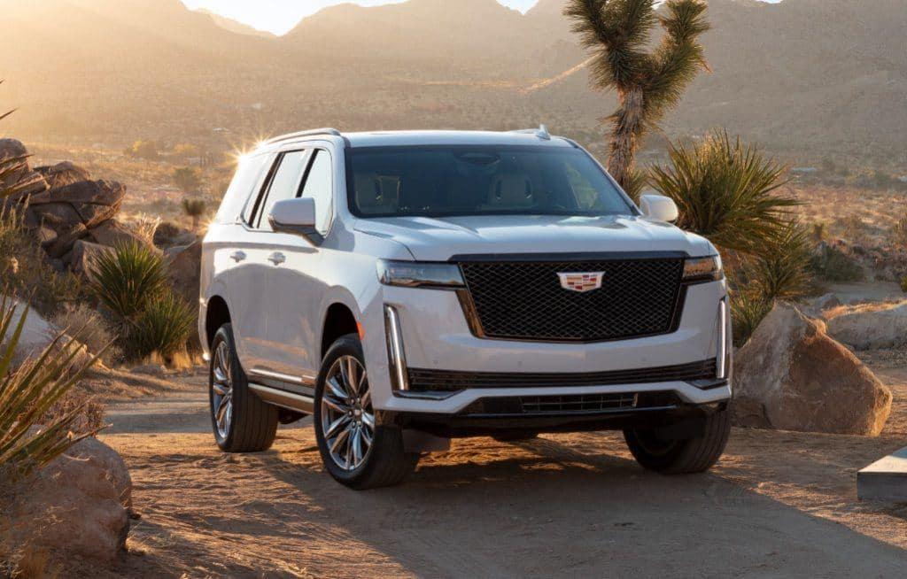 2021 Cadillac Escalade Iconic Design