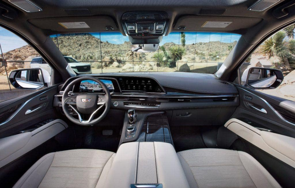2021 Cadillac Escalade Industry-First Technology