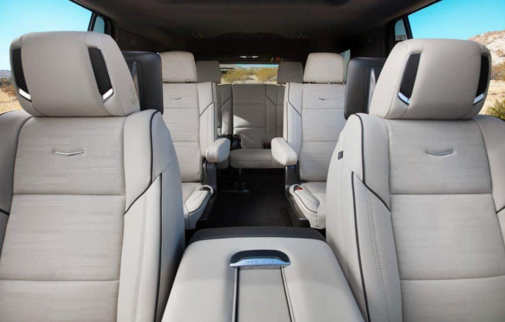 Step Inside 2021 Cadillac Escalade Style