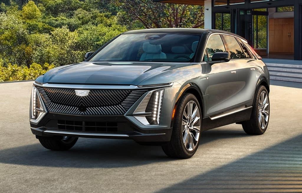 2023 Cadillac Lyriq in Mississauga - Applewood Cadillac