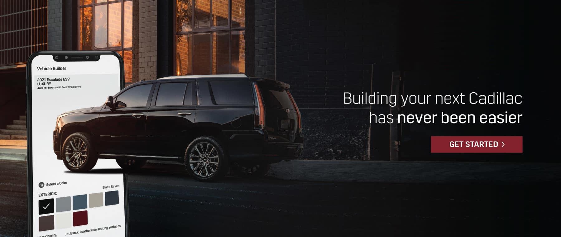 Build Your Cadillac – Applewood Cadillac
