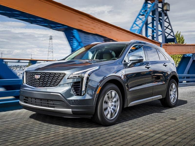 2021 Cadillac XT4 powertrain and capability