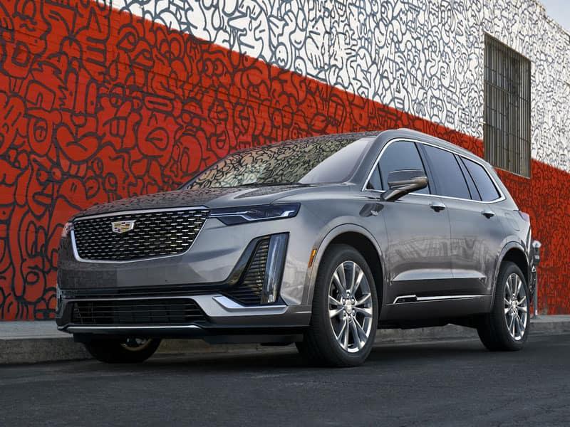 2021 Cadillac XT6 trim levels and powertrains