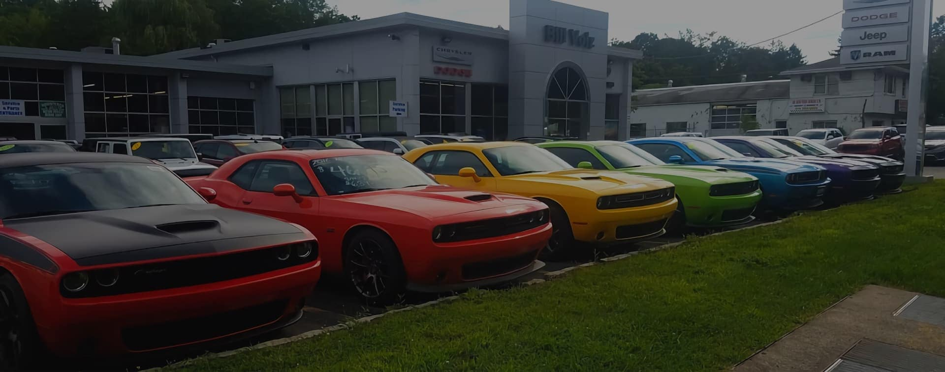 Bill Volz's Westchester Dealership