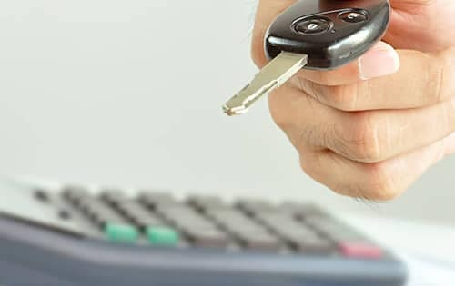 Loaner-Car