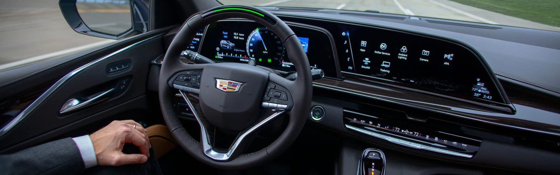 What is Cadillac Super Cruise?