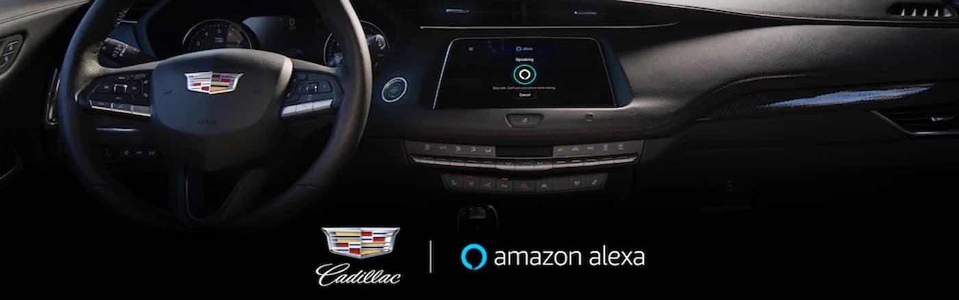 Amazon Alexa Integration into Your Cadillac
