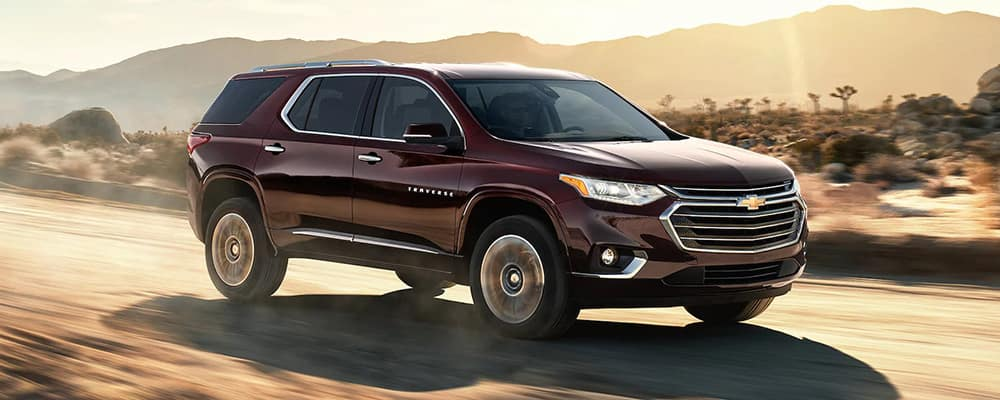 2021 traverse colors
