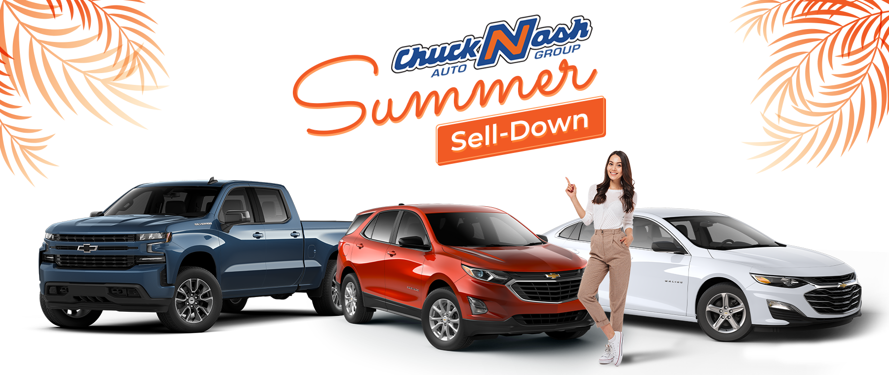 Summer Sell-Down