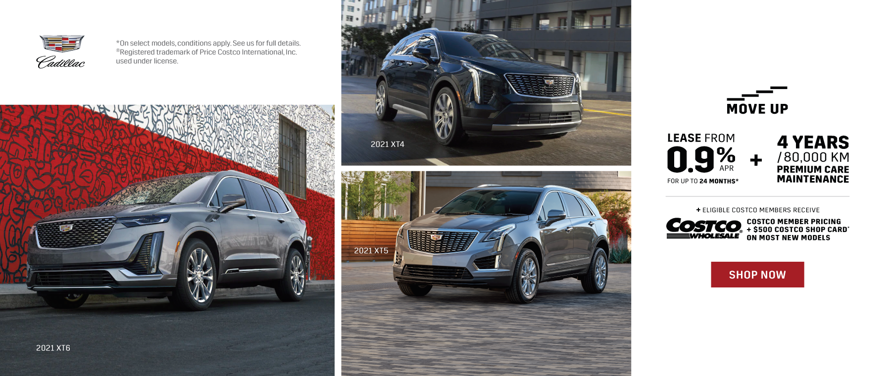 Cadillac SUV Offers in Toronto
