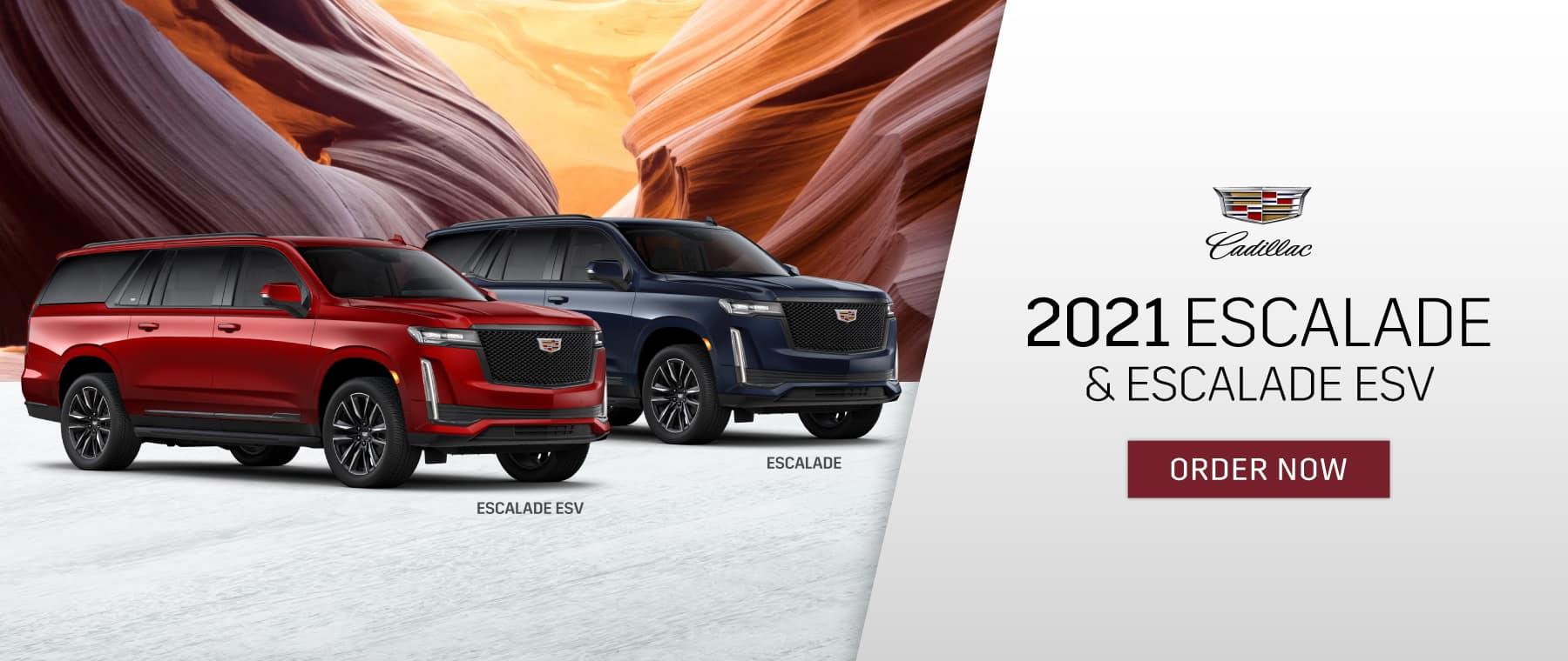 Cadillac Escalade-ESV - City Cadillac