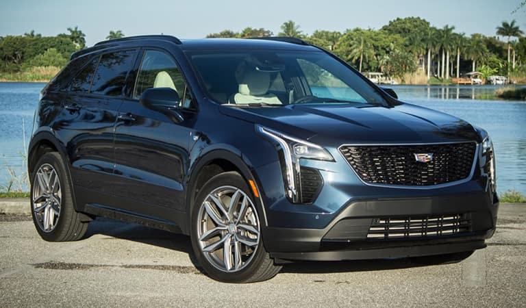 New 2021 Cadillac XT4 Tallahassee FL