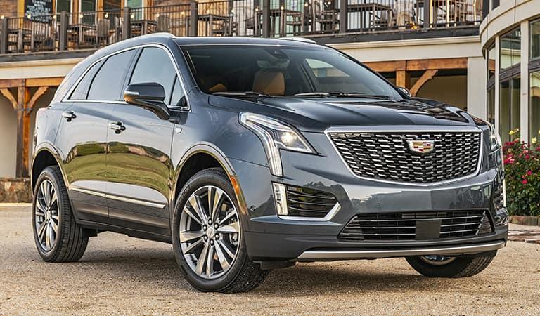New 2021 Cadillac XT5 Tallahassee FL