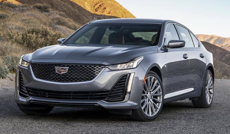 New Cadillac CT5