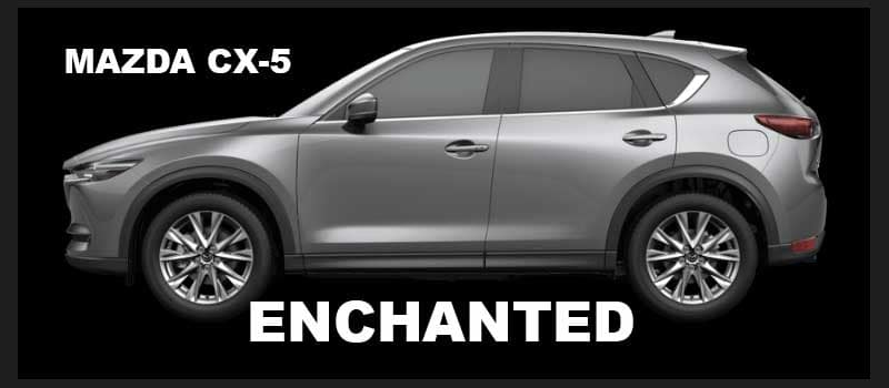 New 2021 Mazda CX-5 Touring FWD 4D Sport Utility