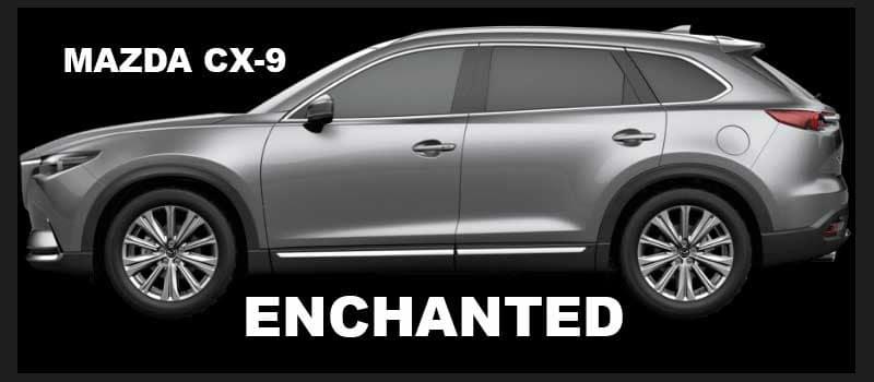 New 2021 Mazda CX-9 Grand Touring FWD 4D Sport Utility