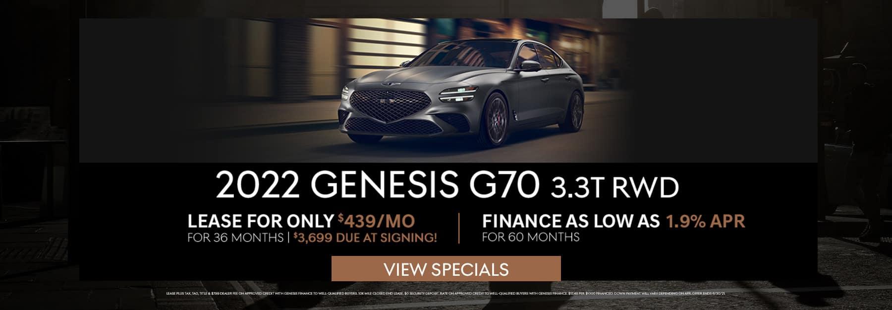 G70 June Specials