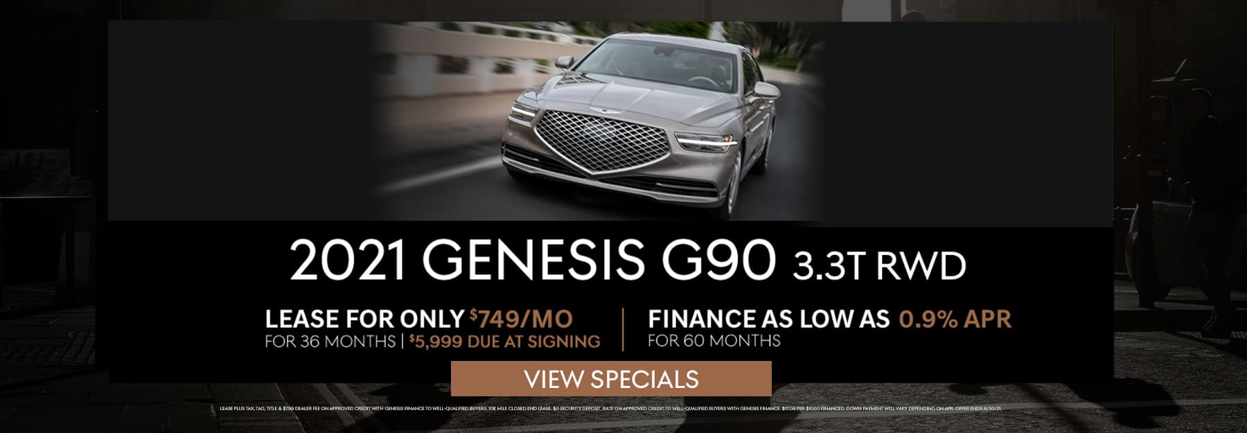 June G90 Specials