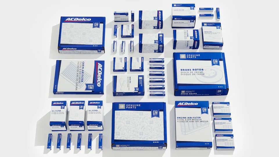 GM Genuine AC Delco Parts