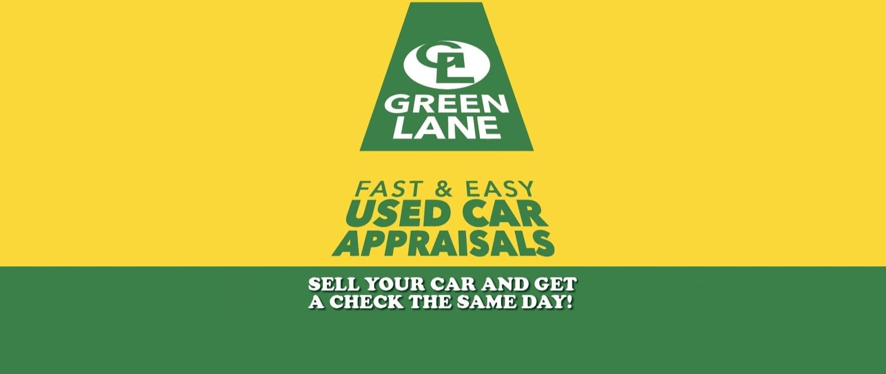 Green Lane Banner GM