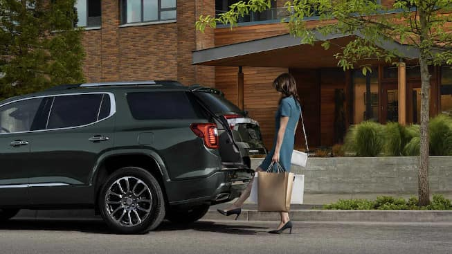 Acadia Hands Free Power Liftgate