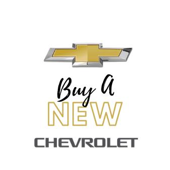 Buy a New Chevrolet