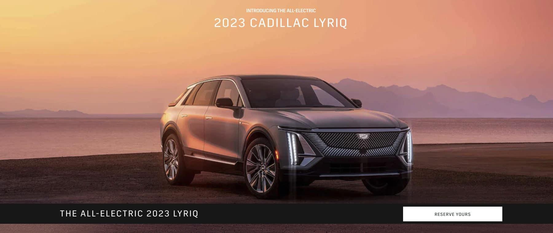 Lyric Cadillac PEI