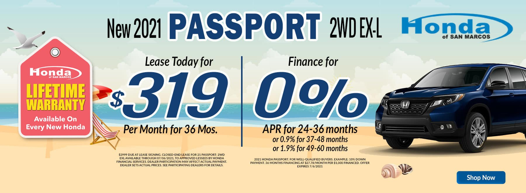 2021 Passport Lease APR June