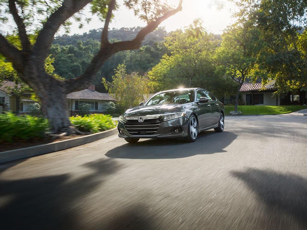 2021 Honda Civic - Exterior View