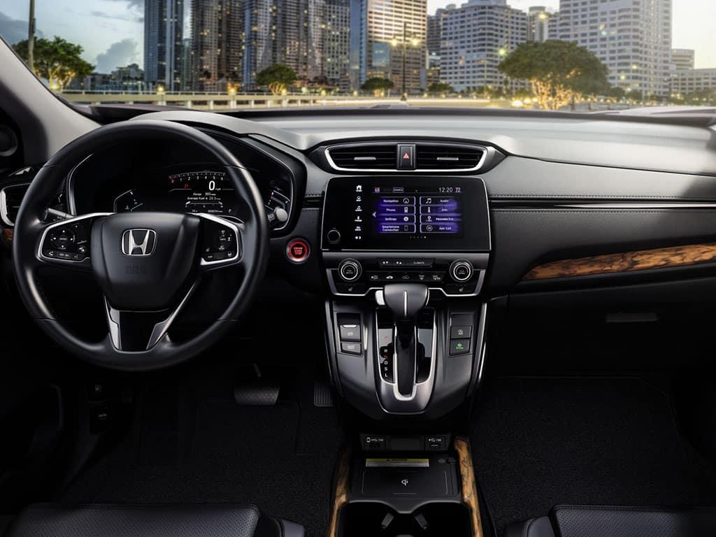 2021 Honda Civic - Interior View