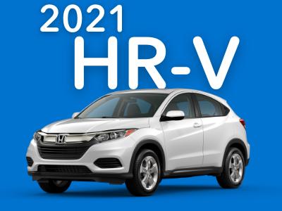 2021 HR-V