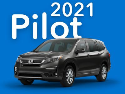 2021 Pilot AWD EX-L