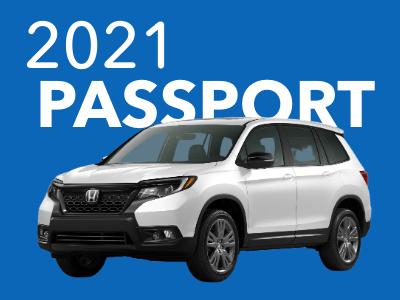 2021 Passport AWD EX-L