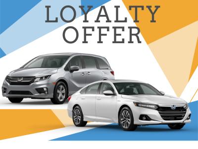 $1,000 Loyalty Offer