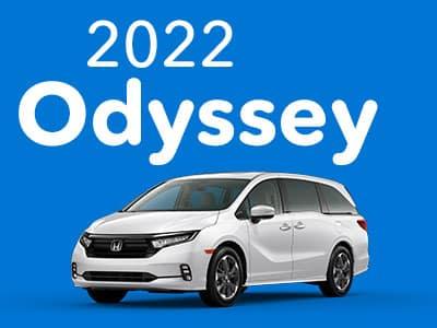 2022 Odyssey EX-L