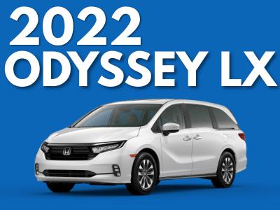 2022 Odyssey LX