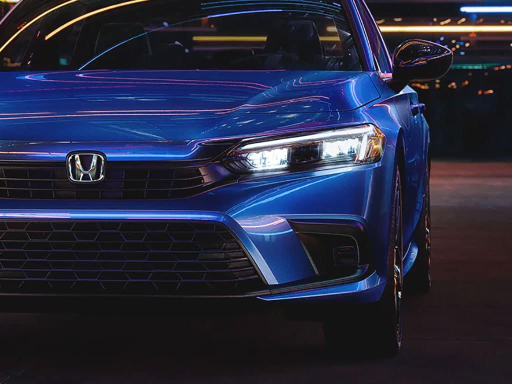 2021 Honda Civic - Safety