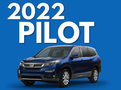 2022 PILOT EX-L AT