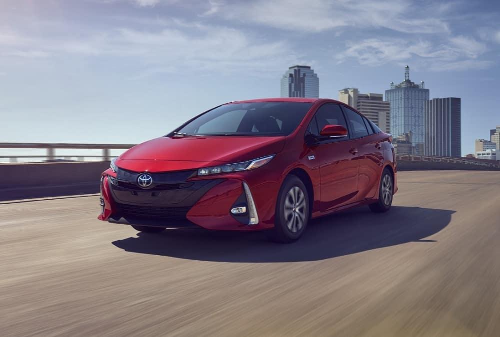 2021 Toyota Prius Prime Engine Specs