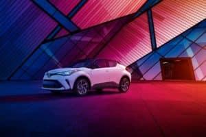 2021 Toyota CH-R