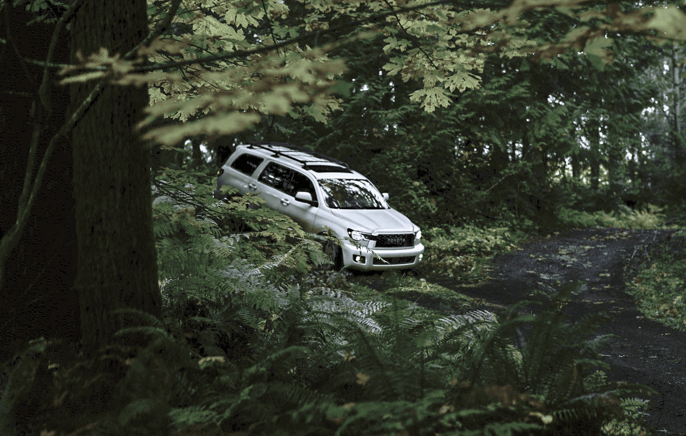 2021 Toyota Sequoia Performance