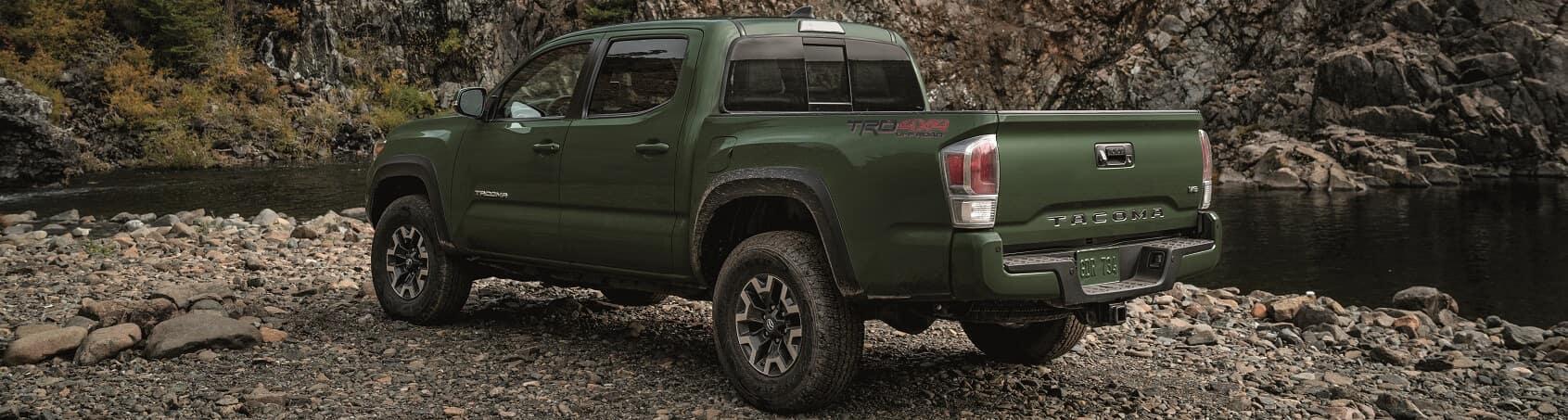 Toyota Tacoma vs Nissan Frontier