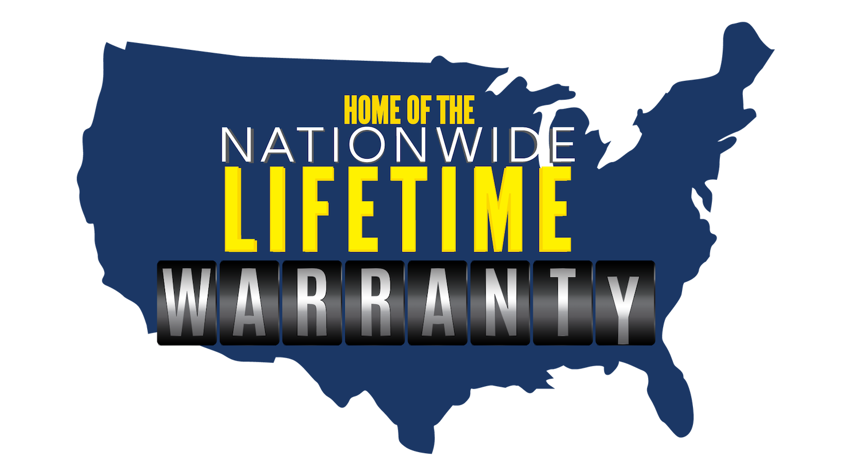 Lifetime Warranty Hi Res