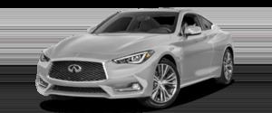 2021 INFINITI Q60 Coupe in Gray