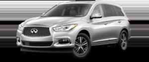 2020 INFINITI QX60 SUV Silver Exterior