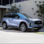 2022 QX60 SUV Debut Reveal