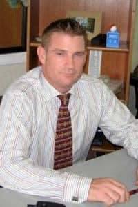 Chad Stowe