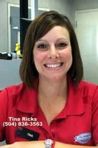 Tina Ricks
