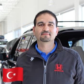 Murat Besir - Fluent in Türkçe