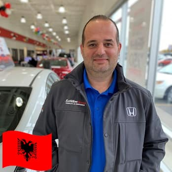 Tony Dani - Fluent in Albanian